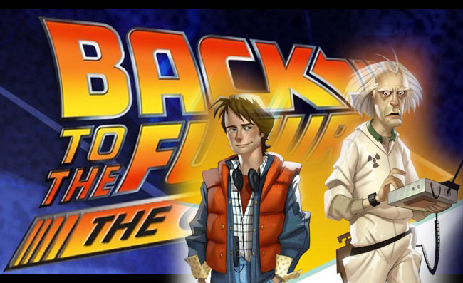 Telltale Games Drops Price on iPad Episodes of Back to the Future: The Game