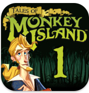 Monkey Island Tales released for iPhone!