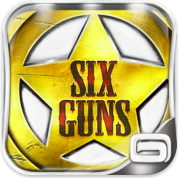 New Updates for Six Guns and Asphalt 7: Heat from Gameloft