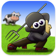 AppyNation Ninja Ranch for iOS available now on the App Store!