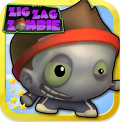 Zig Zag Zombie Released onto the App Store!