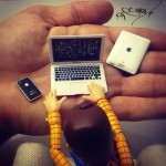 Gallery: Toys using Toy Sized Apple Devices