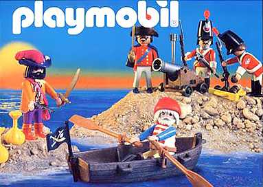 Gameloft and Playmobil Announce Playmobil Pirates for iOS!
