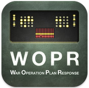 Relive the movie War Games with WarGames: WOPR for iOS