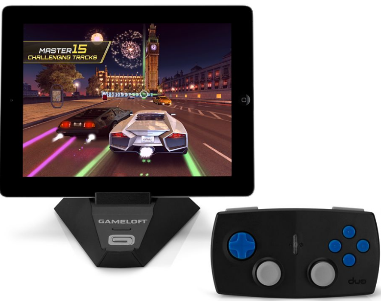 Gameloft Announces New Duo Gamer Controller for iOS!