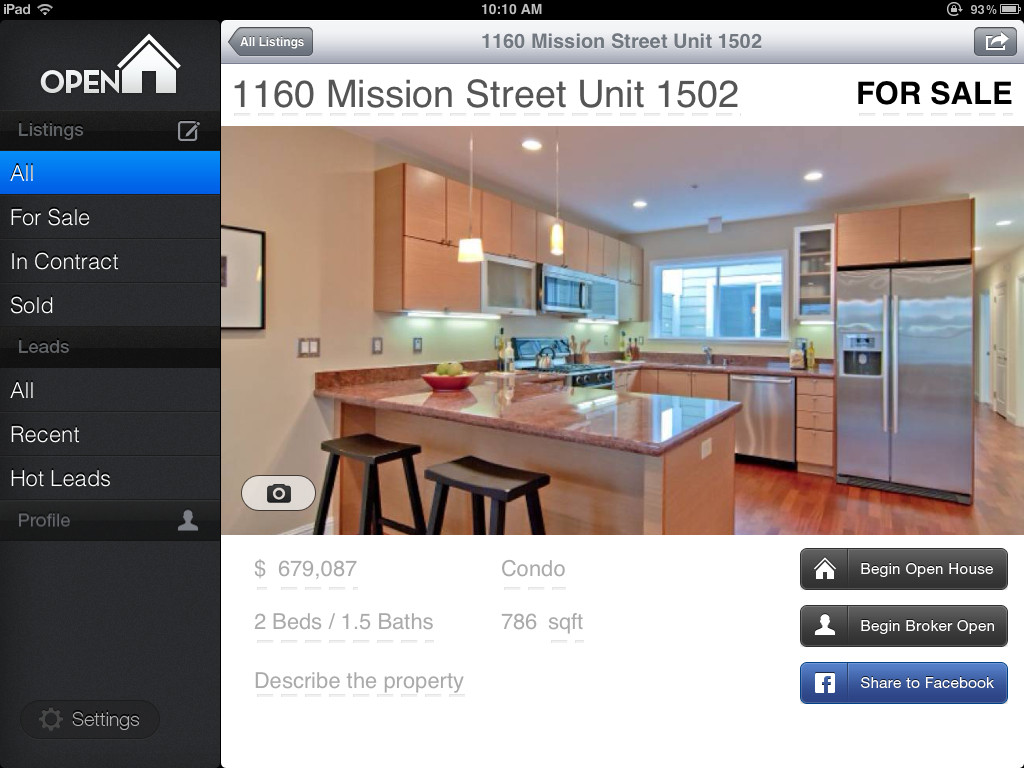 Open Home Pro App: a Must Have for Real Estate Agents
