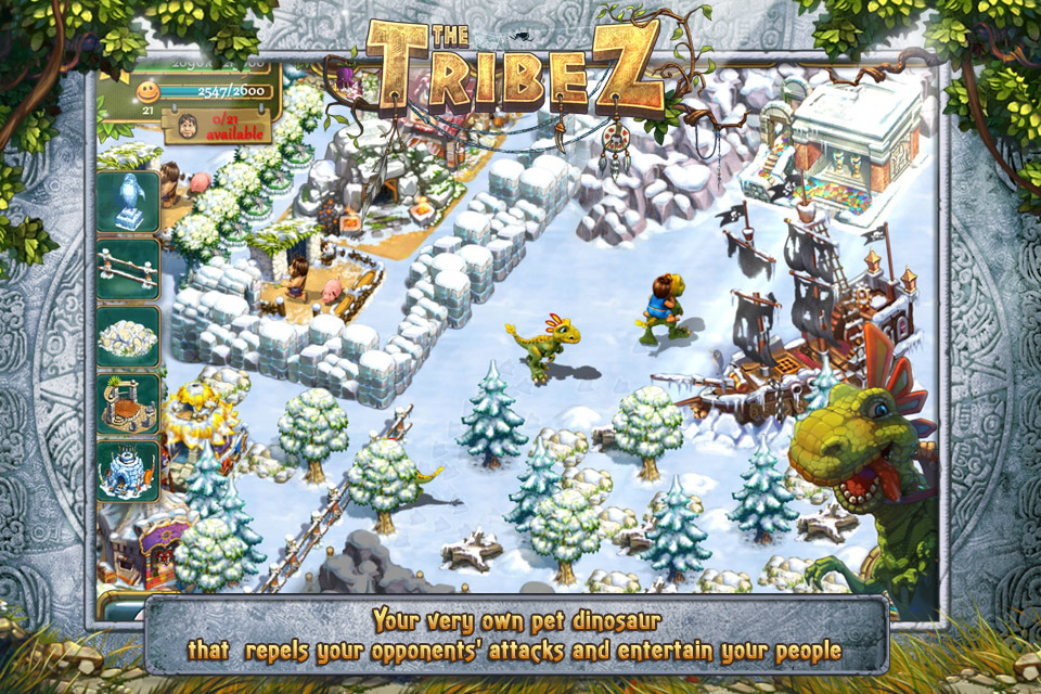 Helping the Natives Out in Tribez [Review]