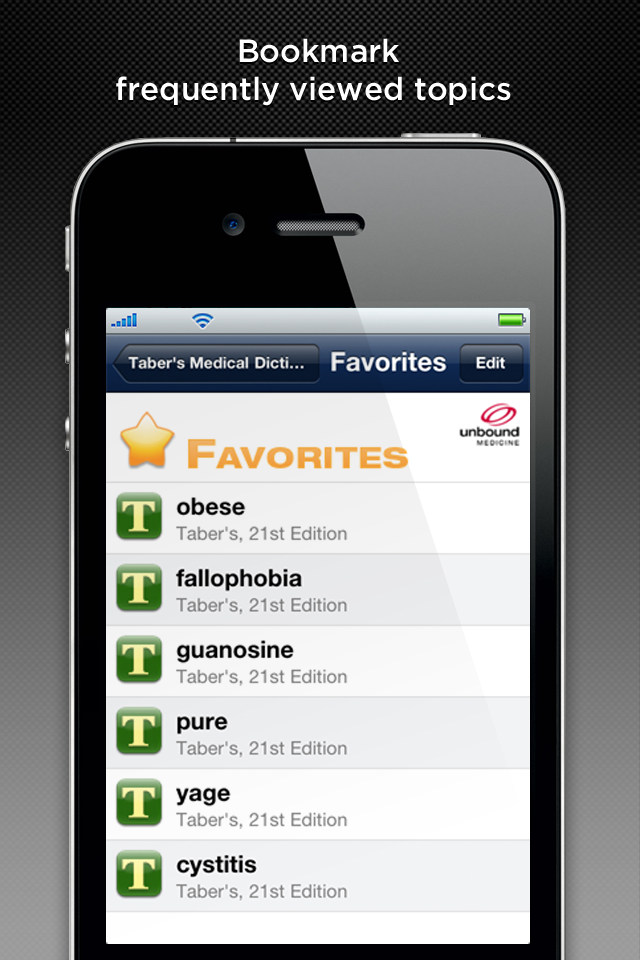 Tabers Medical Dictionary App is Pricy, but Worth It