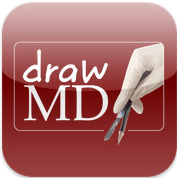 Draw MD icon