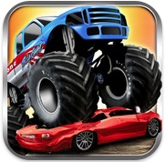 Blip: Monster Truck Destruction Released for iOS!