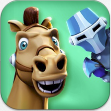 Last Knight: Free Ride Released onto the App Store!