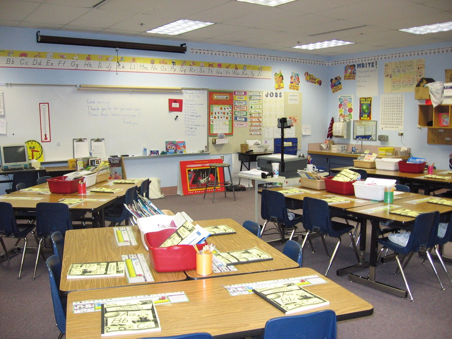 Beautiful Elementary Classrooms ~ Pocketfullofapps teachscape s ipad app simplifies