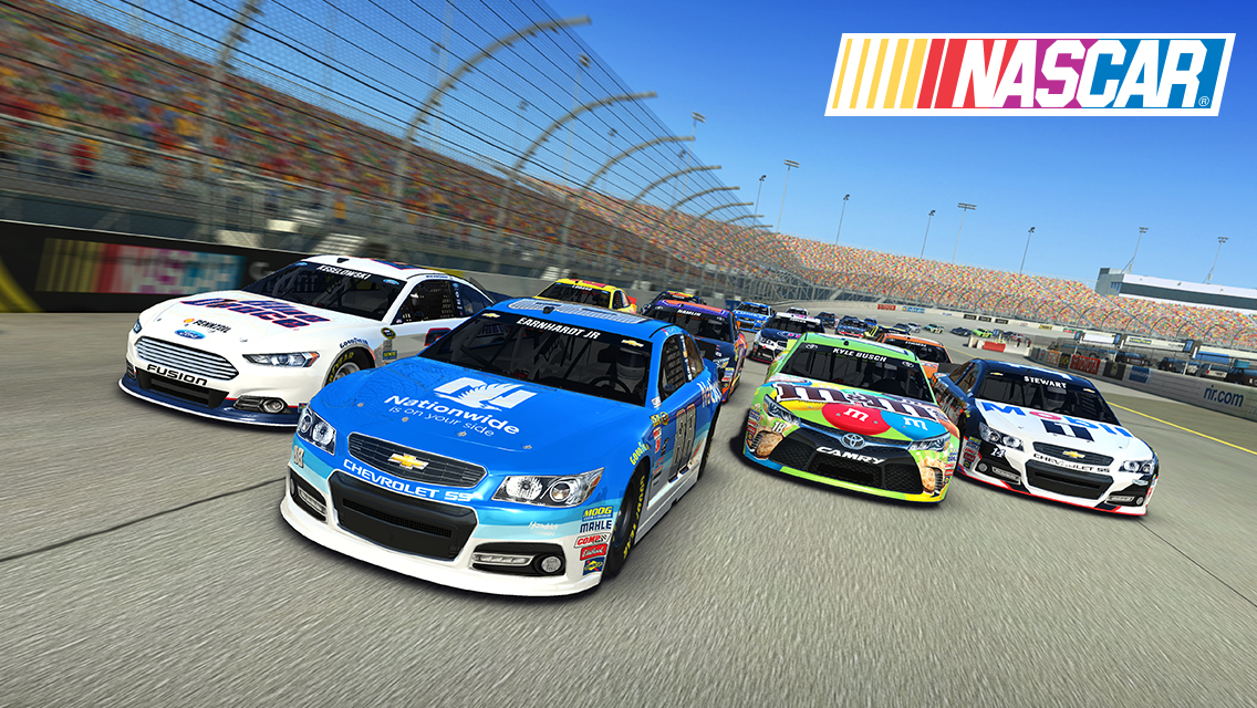 Pocketfullofapps Real Racing 3 Receives Nascar Themed